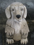 dog_statue_at_Kek_Lok_Si_temple
