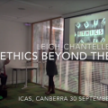 LC ethics at ICAS