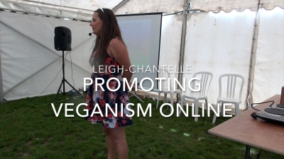 Promoting Veganism Online Brighton
