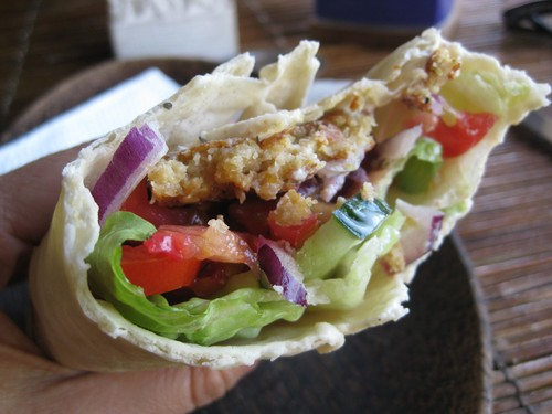 falafel_pita_wrap_at_Baliku