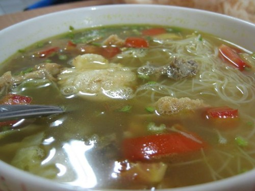 Soto_Bening_at_Chan_Wei_Vegetarian