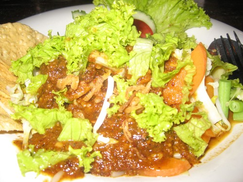 gado_gado_at_Sams_Bungalow