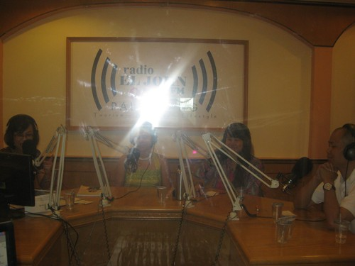 on_air_at_El_John_radio