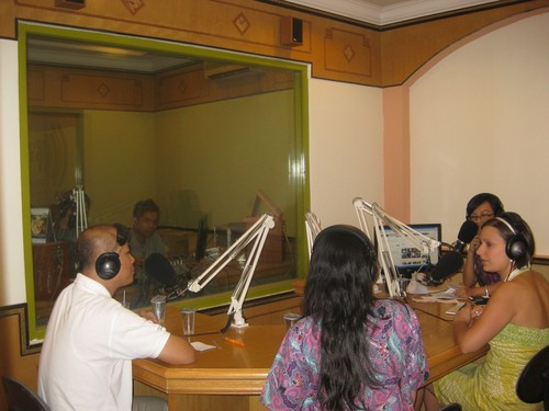 on_air_with_El_John_radio_station