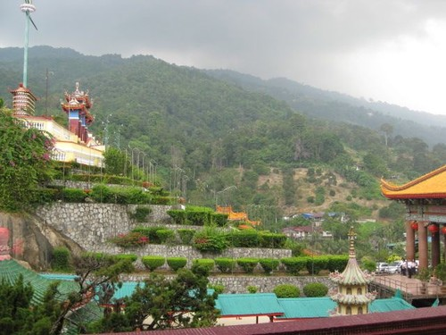 view_from_Kek_Lok_Si_temple
