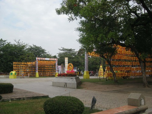 flags_in_the_park_Chiang_Mai