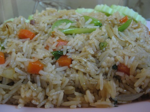 fried_rice_at_Khunnam_Rimtarn_Resort