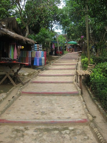 steps_at_Regina_Hill_Tribal_Village