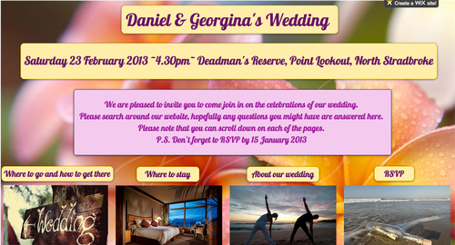 Dan__Georgies_Wedding_website