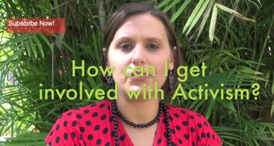 Get Involved with Activism