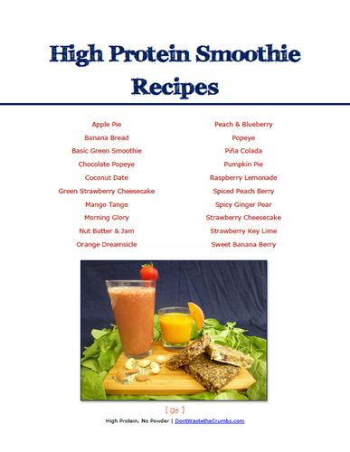 Smoothie-Recipe-Page