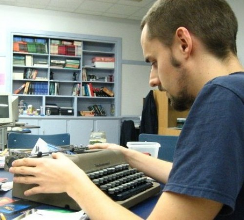 ryan_on_typewriter