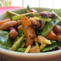 Sweet Potato Mixed Bean Salad