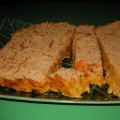 Selene Sweet Potato Pumpkin Polenta Bake