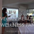 Vegan Nutrition and Wellbeing Panel SS