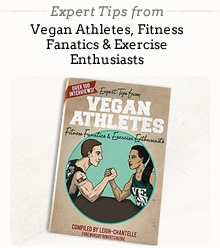 Vegan Athletes Book