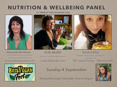 Nutriton Wellbeing Panel by LC