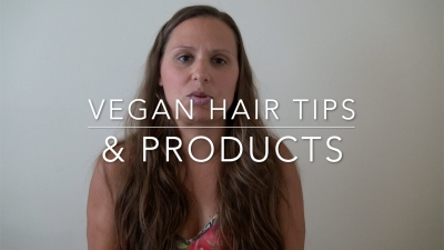 Vegan Hair Tips Products