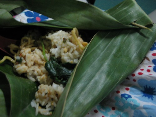 Pecel_mixed_together