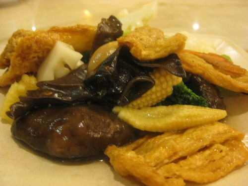 veges_with_bao_bean_at_Golden_Claypot