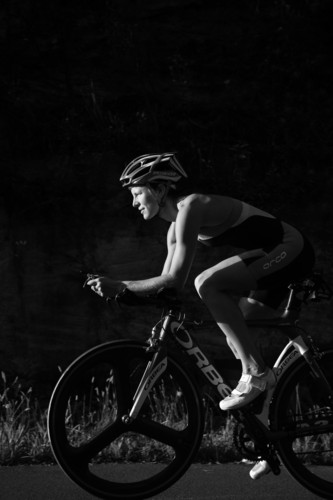 Kate_Strong_on_bike_BW